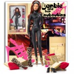 Catburglar Barbie