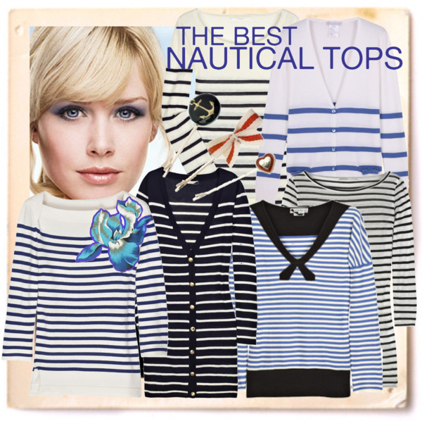 The best Nautical Tops