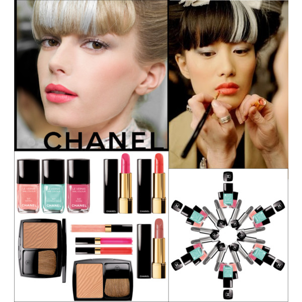 Chanel Pop of Colour