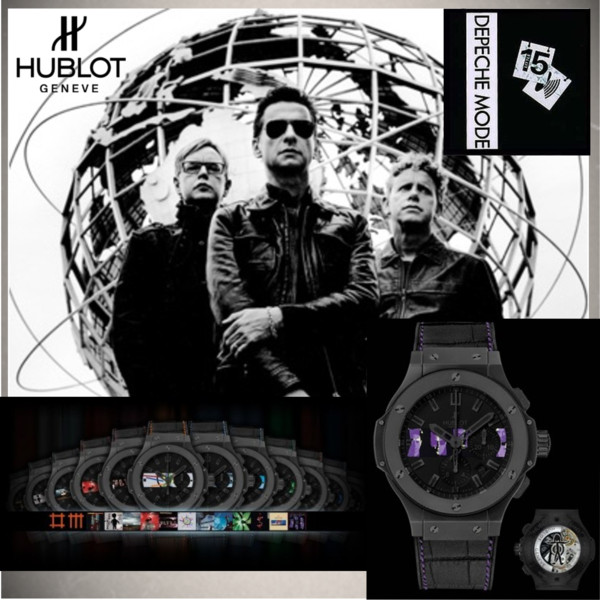 Depeche Mode & Hublot