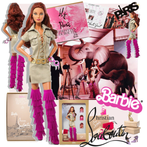 Safari Barbie
