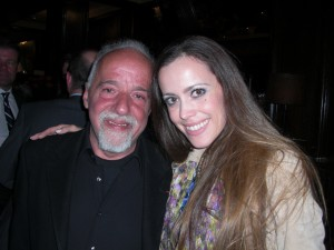 My favourite author Paulo Coelho and me
