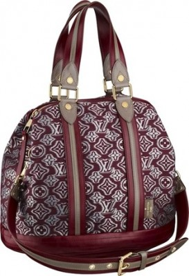 Aviator Bag Bordeaux