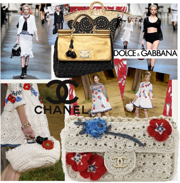 Crochet Bag Chanel