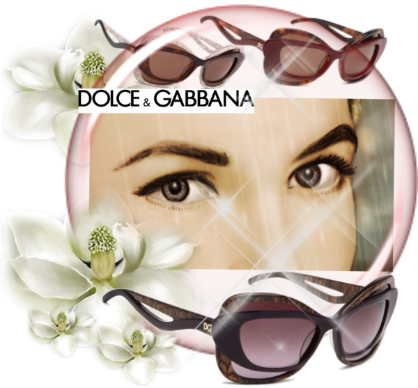 Dolce Gabbana Two Frames Sunglasses