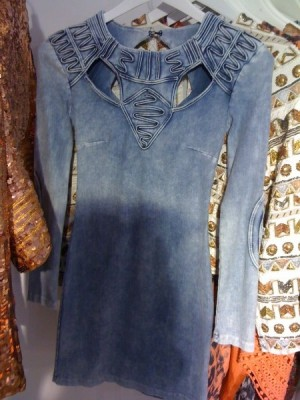 My favourite denim dress!