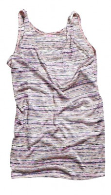 Dress (very Missoni) £7.99, $12.95, €9,95