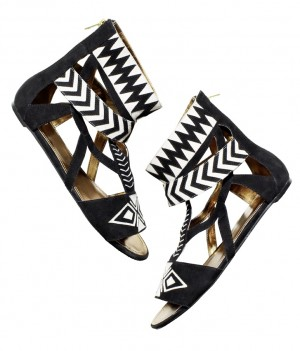 Shoes (Very Balmain!) £14.99, $24.95, €19,95