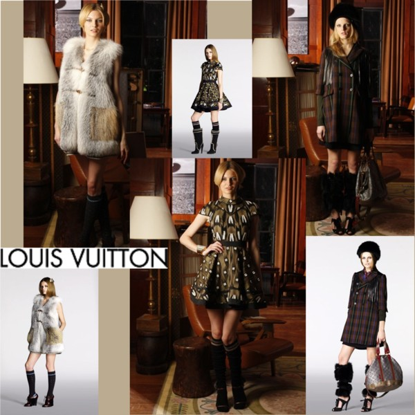 Louis Vuitton Prefall 2010-3