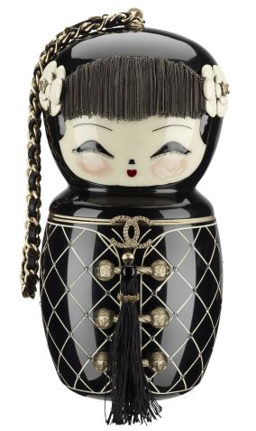 Chanel Doll Clutch