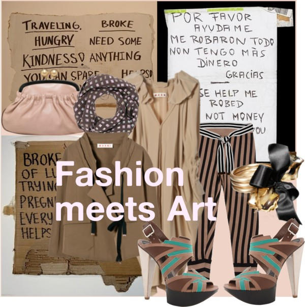 Fashion Meets Art 2