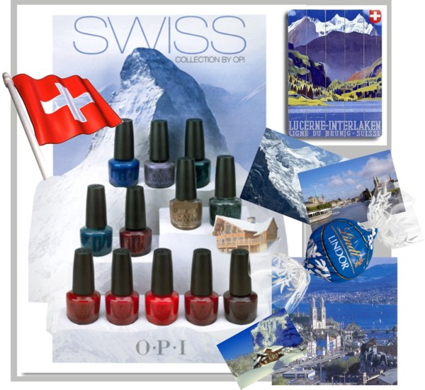 OPI Switzerland