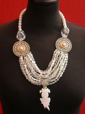 Moonstone necklace € 235.-