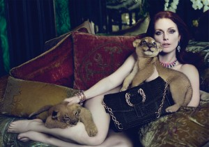 Bulgari featuring Julianne Moore
