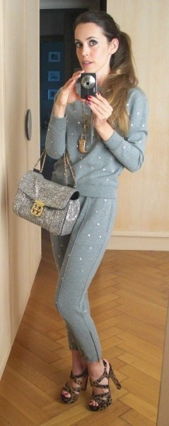 Stella McCartney Grey Suit