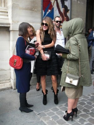 Hilary Alexander from the British Telegraph talks to Anna Dello Russo, editor in chief of Vogue Nippon and style icon