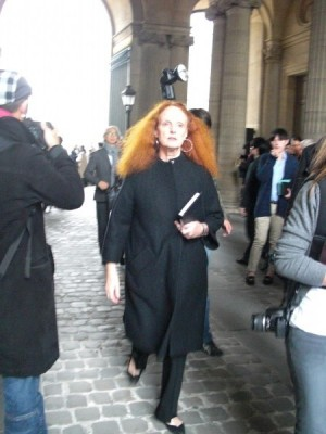 Grace Coddington, Vogue US
