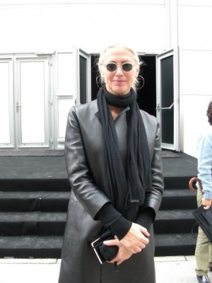 Christiane Arp, editor in chief of German Vogue