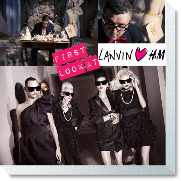 Lanvin H&M First Look