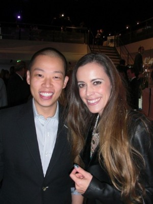 Jason Wu with me