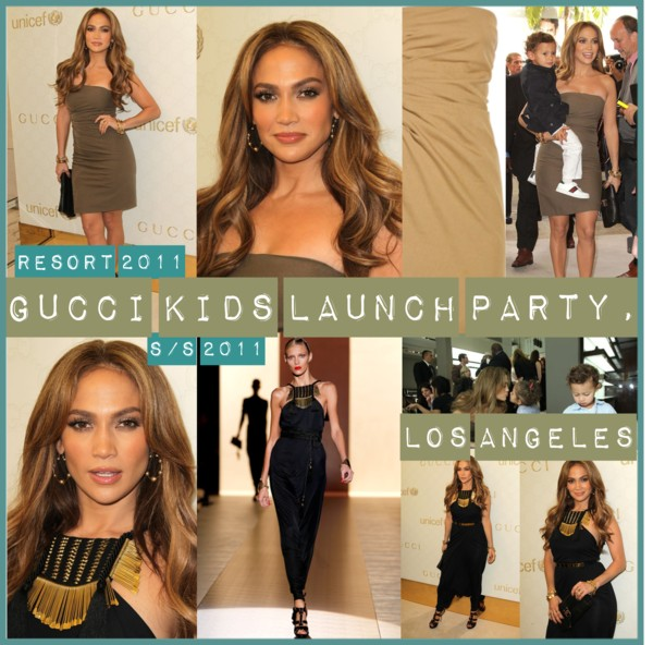 Gucci Kids Party