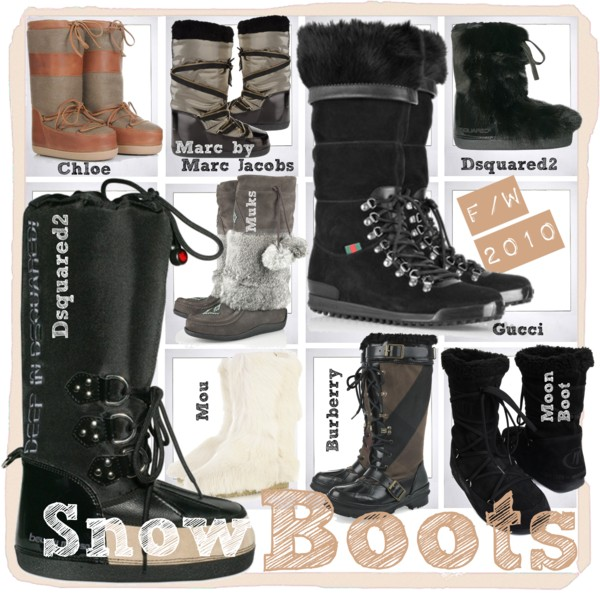 trend-sepatupria: Best Boots For The Snow