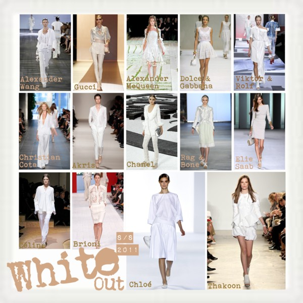 White Out SS2011