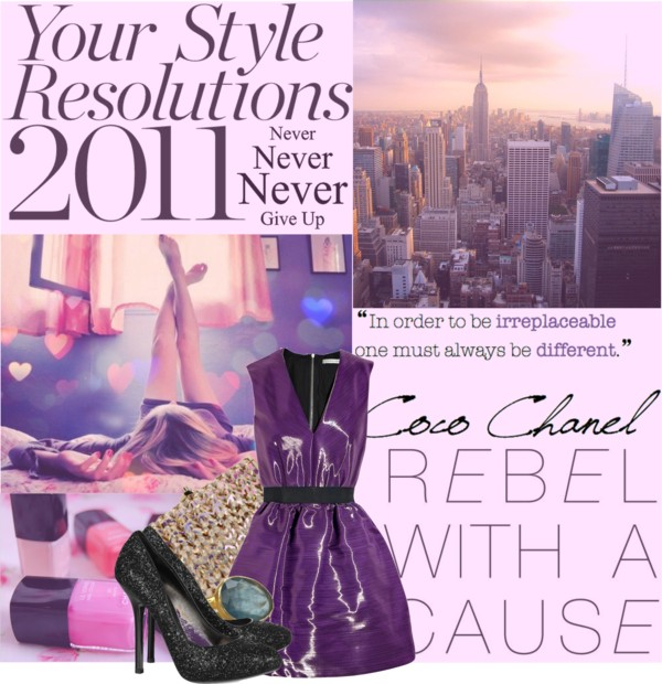 2011 Style Resolutions