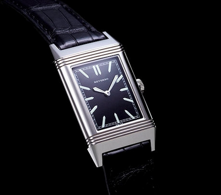Jaeger-Le-Coultre Grande Reverso Ultra Thin Tribute to 1931 in steel