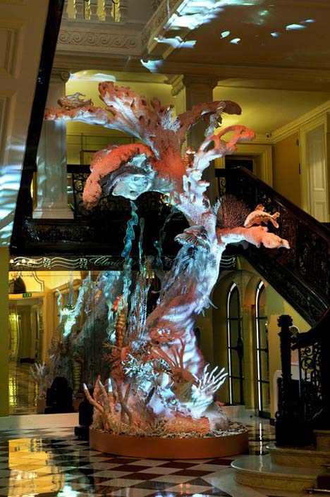 John-Galliano-Under-the-Sea-Christmas-Tree
