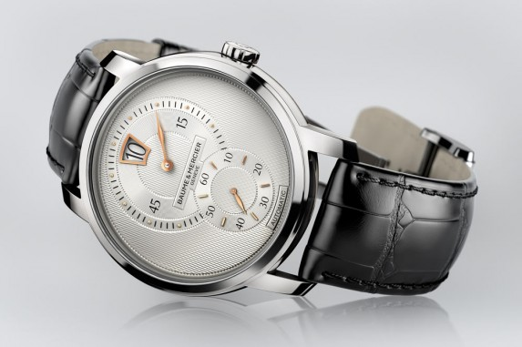 Baume & Mercier Jumping Hour watch