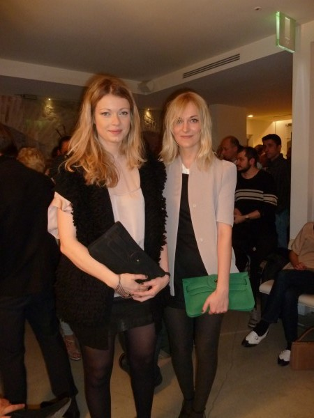 ...two stylish Danish girlfriends: Lotte and Marie (Fashion Fairytale)