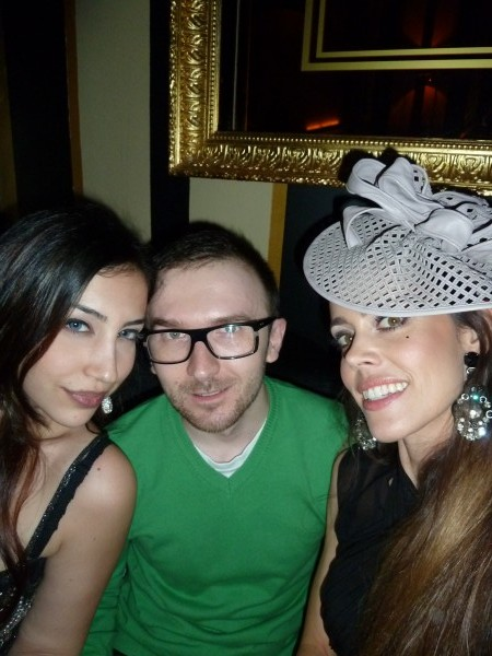 Diane (ThePerfectism), Zarko (DesignScene) and me