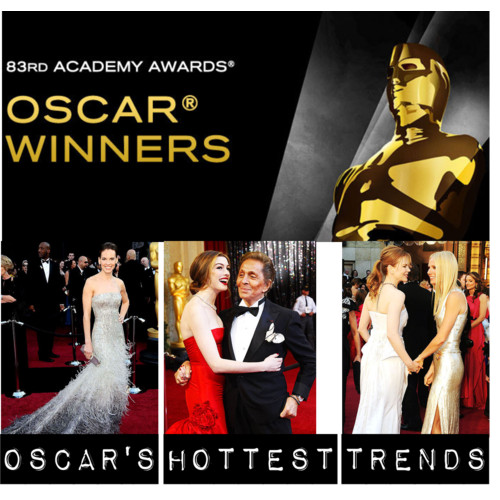 Oscar's Hottest Trends