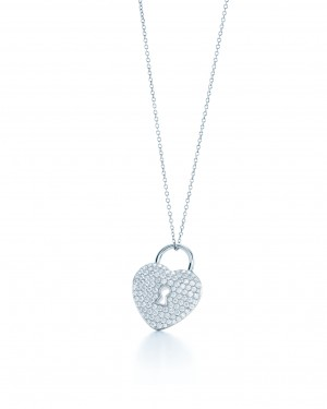 Tiffany Locks Heart Pendant, CHF 6800