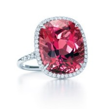 Tiffany Tourmaline and Diamond Ring, € 16600