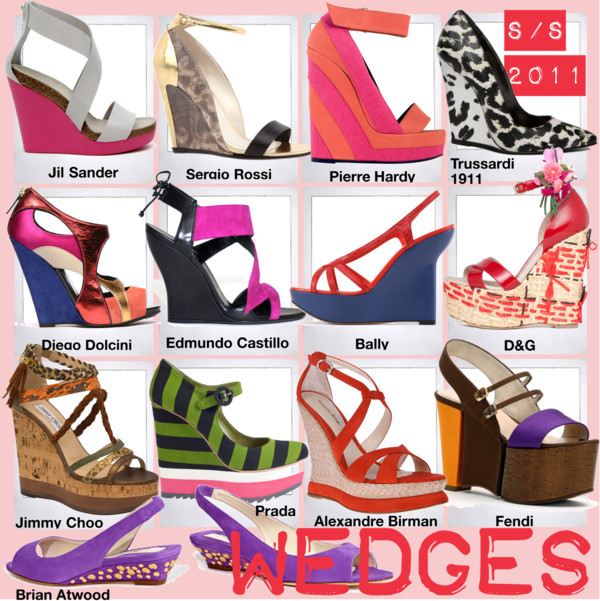 Wedges ss2011