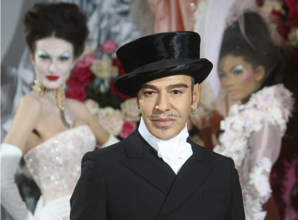 Galliano Fired From Dior Sandra S Closet