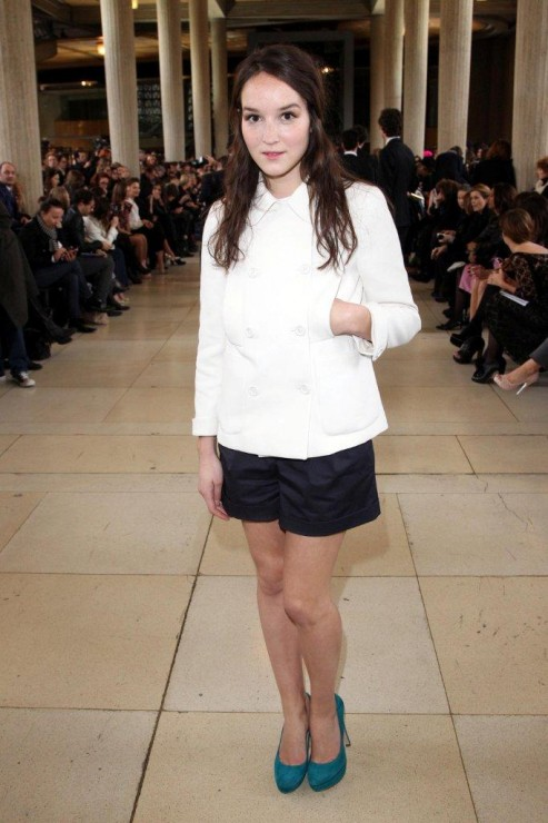 Anais Demoustier in Miu Miu