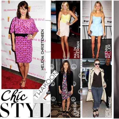 Chic Style Thakoon
