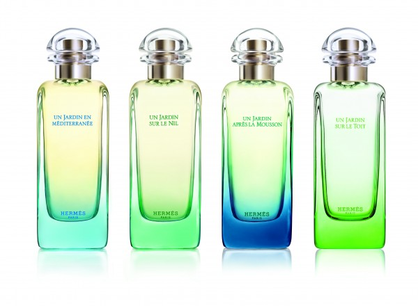 Collection des Parfums- Jardins Hermes