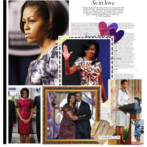 Michelle Obama loves Thakoon