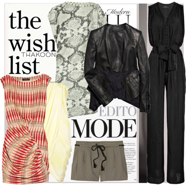Thakoon wish list