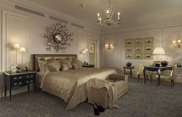Mandarin Oriental, London_suite