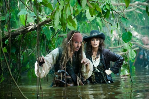 Disney's highly-anticipated fourth installment of the Pirates of the Caribbean film franchise is directed by Rob Marshall and features an all-star cast, including Johnny Depp and Penelope Cruz.