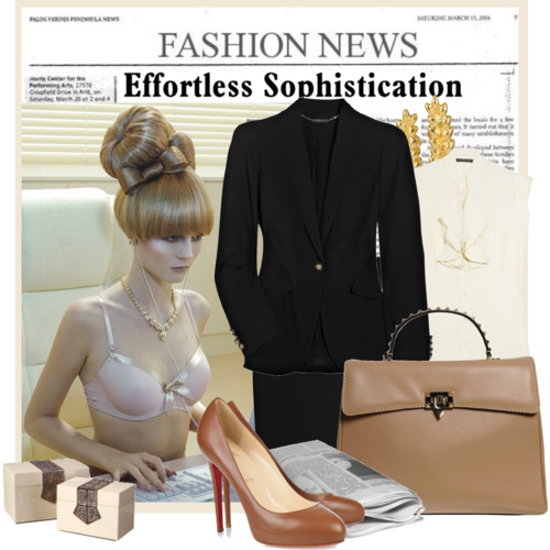 Effotrless Sophistication