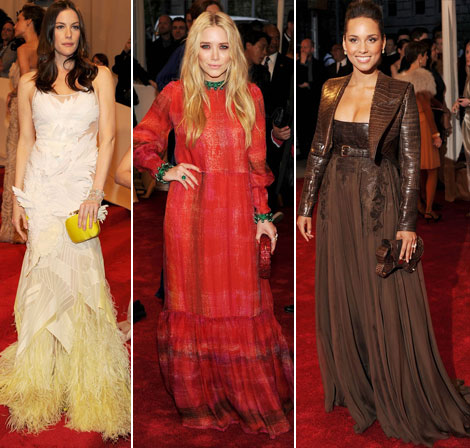 Liv-Tyler-Mary-Kate-Olsen-Alicia-Keys-Givenchy-dresses-met-Gala-2011