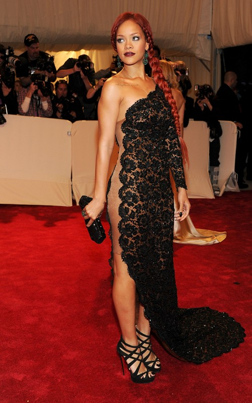 Rihanna-Stella-McCartney-Dress