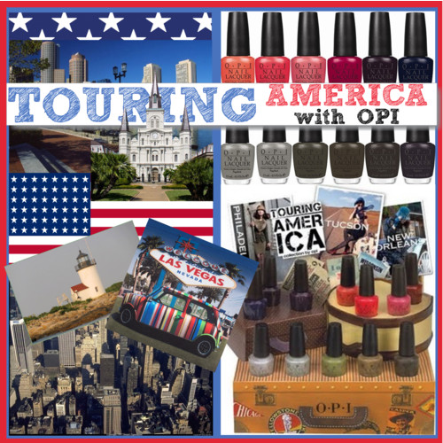 Touring America with OPI