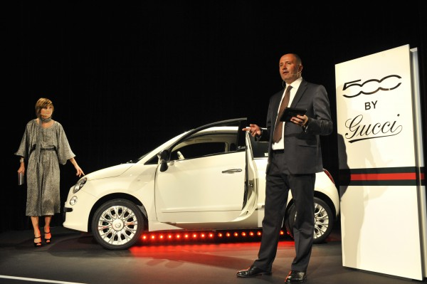 SCHWEIZ FIAT 500 BY GUCCI LAUNCH EVENT